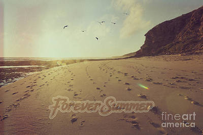 Photograph - Forever Summer 9 by Linda Lees