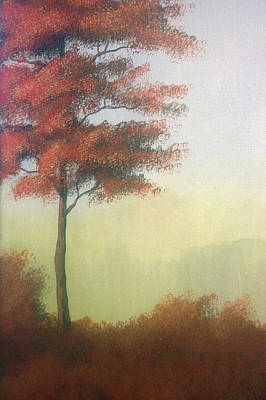 Painting - Forever Tree 2 by Max Mullins