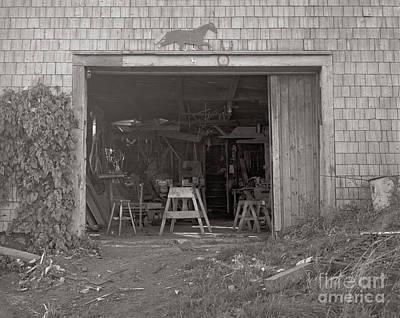 New Glasgow Photograph - Forge #2 by Lionel F Stevenson