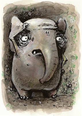 Forgetful Elephant Original