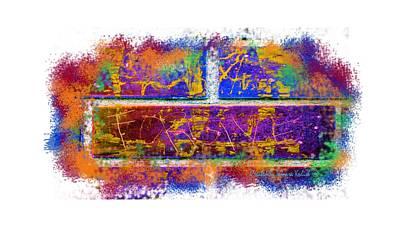 Digital Art - Forgive Transparent Background by Tamara Kulish