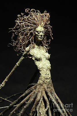 Tendrils Mixed Media - Forgiven Much by Adam Long