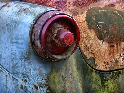 Ford Customline Photograph - Forgotten 53 by Jim Romo