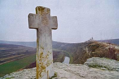 Moldova Digital Art - Forgotten by Brian Belmont