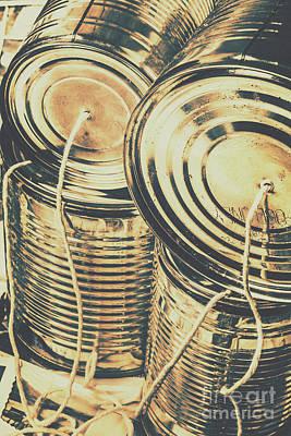 Phone Wall Art - Photograph - Forgotten Call by Jorgo Photography - Wall Art Gallery