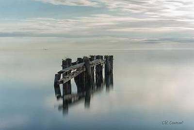 Photograph - Forgotten by CR  Courson