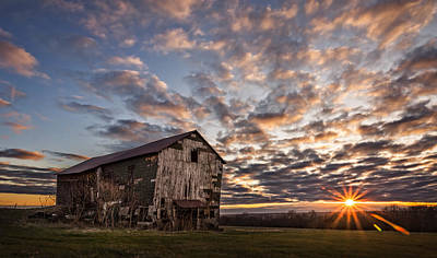 Photograph - Forgotten Dreams On Pickup Hill by Chris Bordeleau