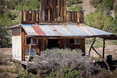 Photograph - Forgotten Homestead by Robin Zygelman