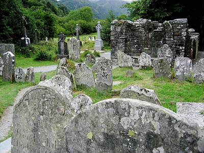 Photograph - Forgotten Ireland by Rebecca Wood