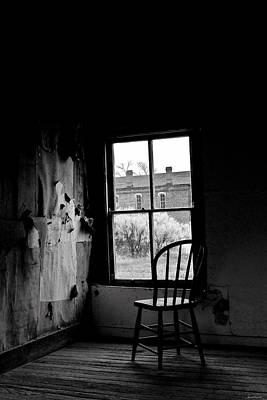 Photograph - Forgotten by Joseph Noonan