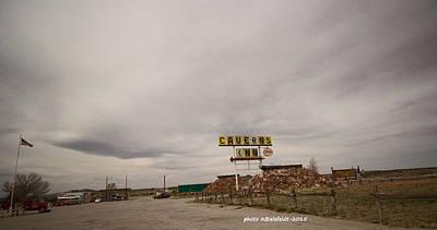 Photograph - Forgotten Places Route 66 by April Bielefeldt