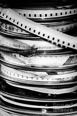 Photograph - Forgotten Reels by Kathleen K Parker