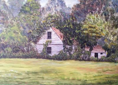Smithfield Painting - Forgotten  by Richard Smith