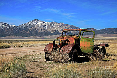 Photograph - Forgotten by Robert Bales
