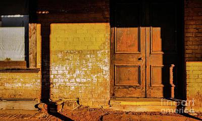 Photograph - Forgotten Rural Building by Lexa Harpell