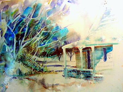Painting - Forgotten by Steven Holder
