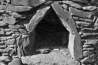 Archeology Photograph - Forgotten Stone Oven In Alentejo by Angelo DeVal
