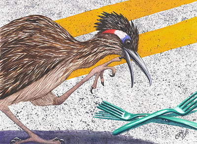 Forks In The Road Original by Catherine G McElroy