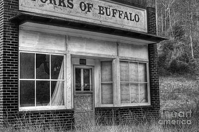 Forks Of Buffalo Art Print