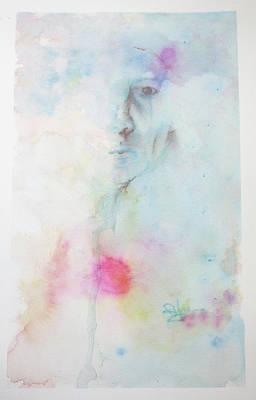 Painting - Forlorn Me by Rachel Hames