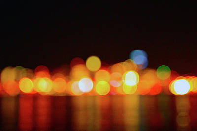 Photograph - Form Alki - Unfocused by Brian O'Kelly