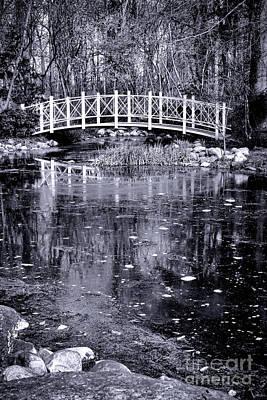 Nj Photograph - Formal Sayen Garden by Olivier Le Queinec