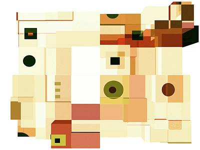 Digital Art - Formality 22 by Lynda Lehmann