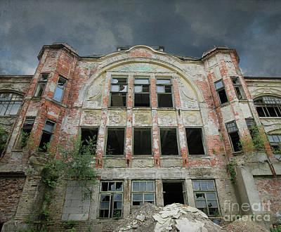 Photograph - Former Elias Palme Factory by Michal Boubin