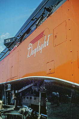 Photograph - Former Southern Pacific Locomotive No. 4449 Restored In Daylight Livery  by Frank DiMarco