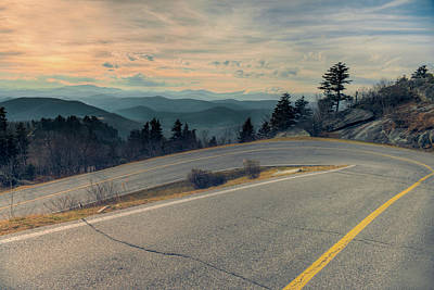 Photograph - Forrest Gump Curve by Ray Devlin