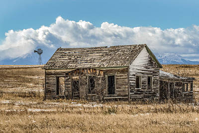 Photograph - Forsaken by Dawn Key