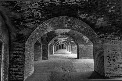 Photograph - Fort Arches by Garry Gay
