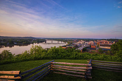 Photograph - Fort Boreman Park by Jonny D