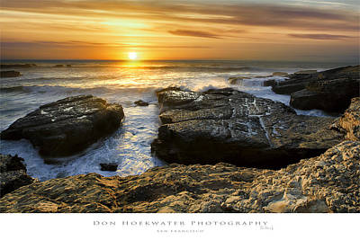 Photograph - Fort Bragg Coast by PhotoWorks By Don Hoekwater