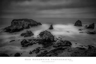 Photograph - Fort Bragg Rocks by PhotoWorks By Don Hoekwater