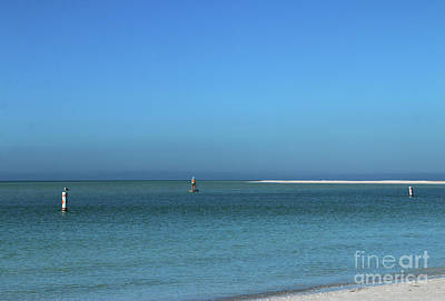Photograph - Fort De Soto Beach by Christiane Schulze Art And Photography