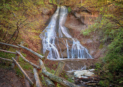 Photograph - Fort Falls by Susan Rissi Tregoning
