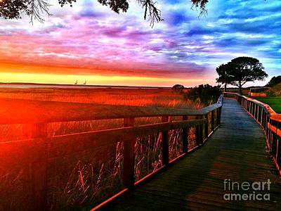 Painting - Fort Fisher  by Amy Sorrell