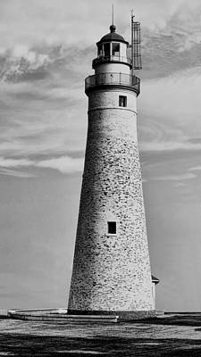 Fort Gratiot Lighthouse Art Print by Pat Cook