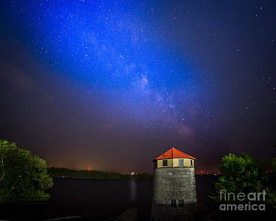 Photograph - Fort Henry - Branch Tower East by Roger Monahan
