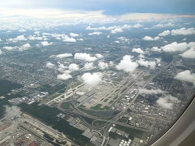 Photograph - Fort Lauderdale Airport by Ron Davidson