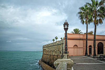 Photograph - Fort by Maria Coulson