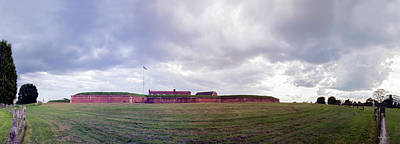 Photograph - Fort Mchenry Panorama by Brian Wallace