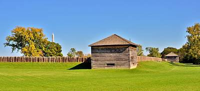 Photograph - Fort Meigs by Michelle McPhillips