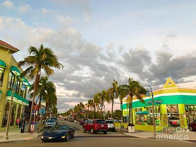 Photograph - Fort Meyers, Florida by Suzanne Lorenz