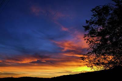 Mohave Az Photograph - Fort Mohave Arizona Sunset by Glenn DiPaola