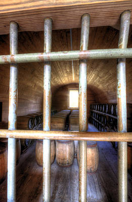 Fort Moultrie Powder Magazine Original by Dustin K Ryan