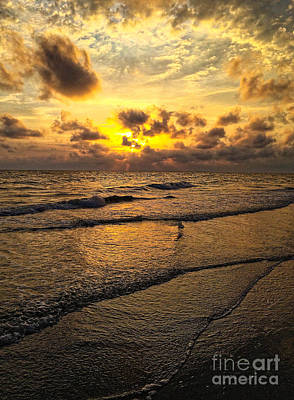 Photograph - Fort Myers Sunset 2 by Paul Mashburn