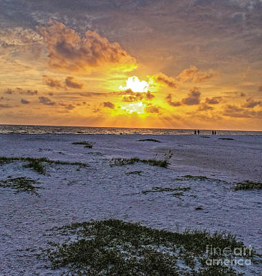 Photograph - Fort Myers Sunset 4 by Paul Mashburn