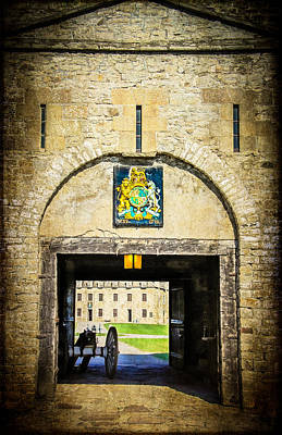 Photograph - Fort Niagara Entranceway by Kathleen Scanlan